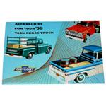 1959 Truck accessory brochure