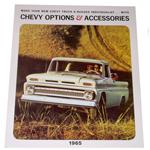 1965 Truck accessory brochure