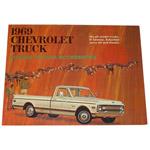 1969 Truck accessory brochure