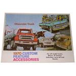 1970 Truck accessory brochure