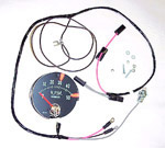 1963-1966 Tachometer kit to add a tach to your cluster