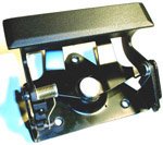1988-1998 Tailgate handle assembly