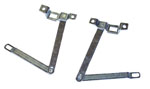 1967-1972 Tailgate arms (link assembly)
