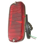 1960-1966 Taillight assembly