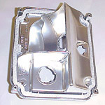 1973-1987 Taillight housing only