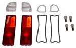 1967-1972 Taillight and backup light kit