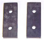 1948-1955 Transmission mount pads