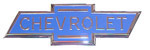 1936-1938 Hood side emblems - Pair