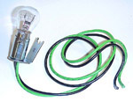 1947-1953 Double socket replacement to convert your parklights for turn signal bulbs