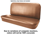 1947-1955 Upholstery (only) for bench seat