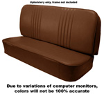 1955-1959 Upholstery (only) for bench seat