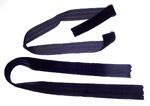1964-1966 Vertical division bar channel felt liner