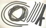 1955-1959 Door weatherstrip kit