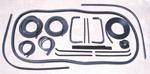 1960-1963 Cab and door weatherstrip kit