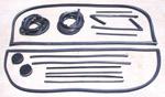 1967-1972 Cab and door weatherstrip kit