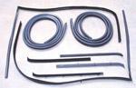 1973-1980 Door weatherstrip kit