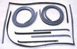 1981-1991 Door weatherstrip kit