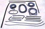 1981-1985 Cab and door weatherstrip kit