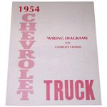 1954-1955 (1st Series) Wiring diagrams