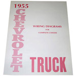 1955 (2nd Series) Wiring diagrams