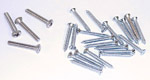 1947-1953 Windshield frame mounting screws