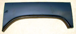 1960-1966 Rear wheel arch section