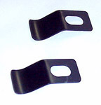 1949-1953 Interior windshield vertical trim clips