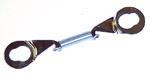 1947-1953 Wiper transmission arm spring retainer