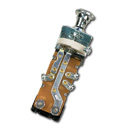 1954-1955 Headlight switch