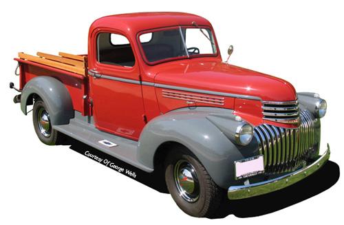1936-46 Trucks