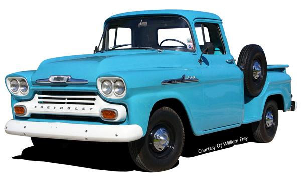 1955-59 Trucks