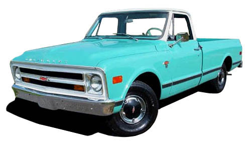 1967-72 Trucks