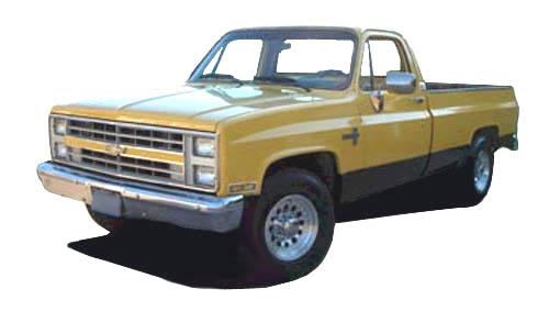1981-87 Trucks