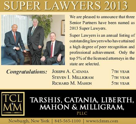 Super Lawyers - 2013
