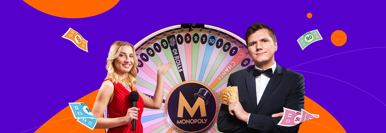 🎩 Relive the board-game classic with Monopoly Live!