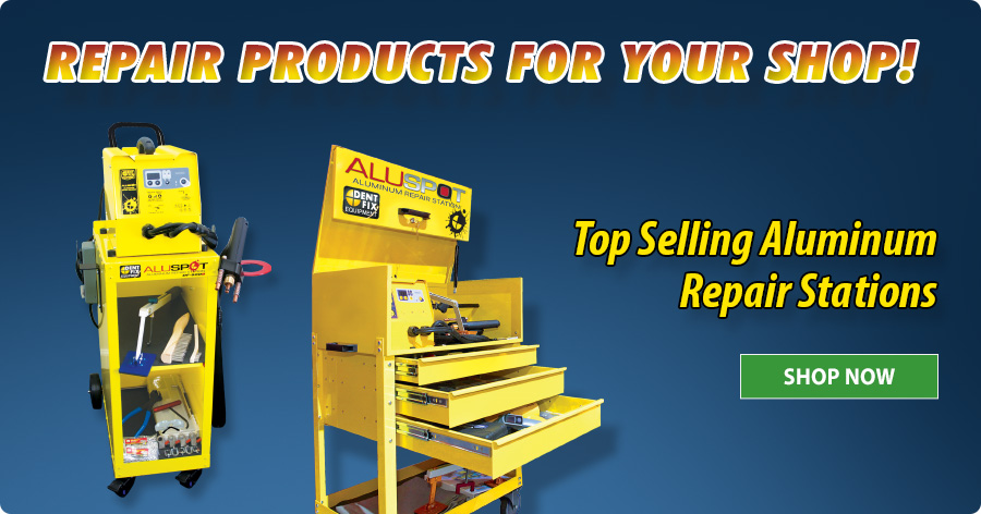 Aluminum Repair Statios