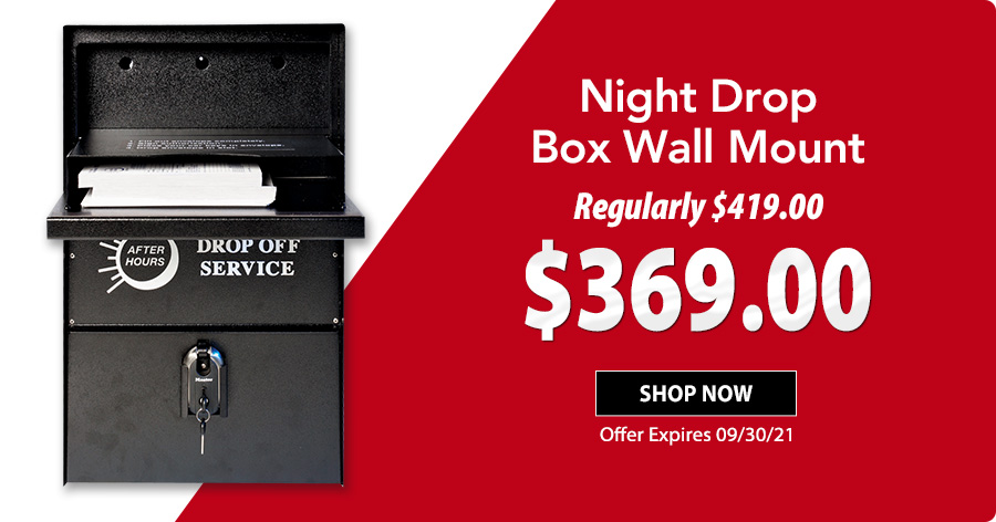 Key Drop Box