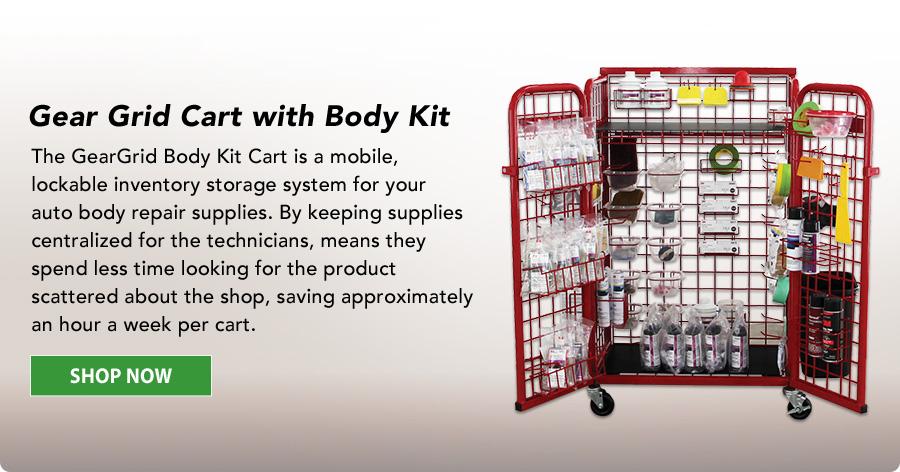 Gear Grid Cart