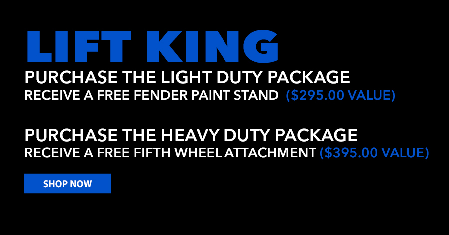 Lift King Packages