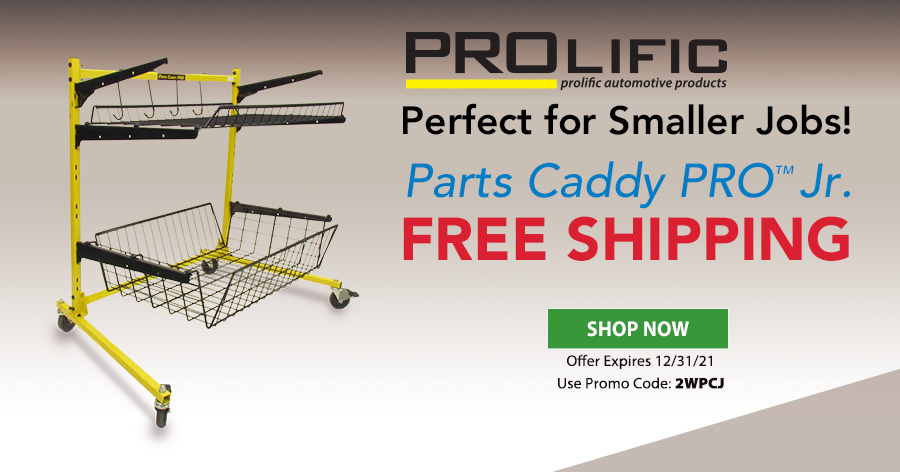 Parts Caddy PRO Jr