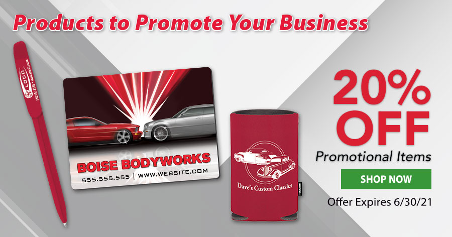 15% Off Promotional Products