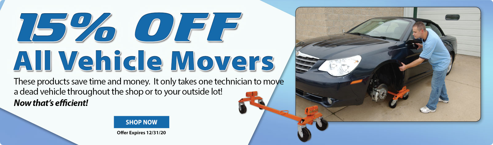Vehicle Movers