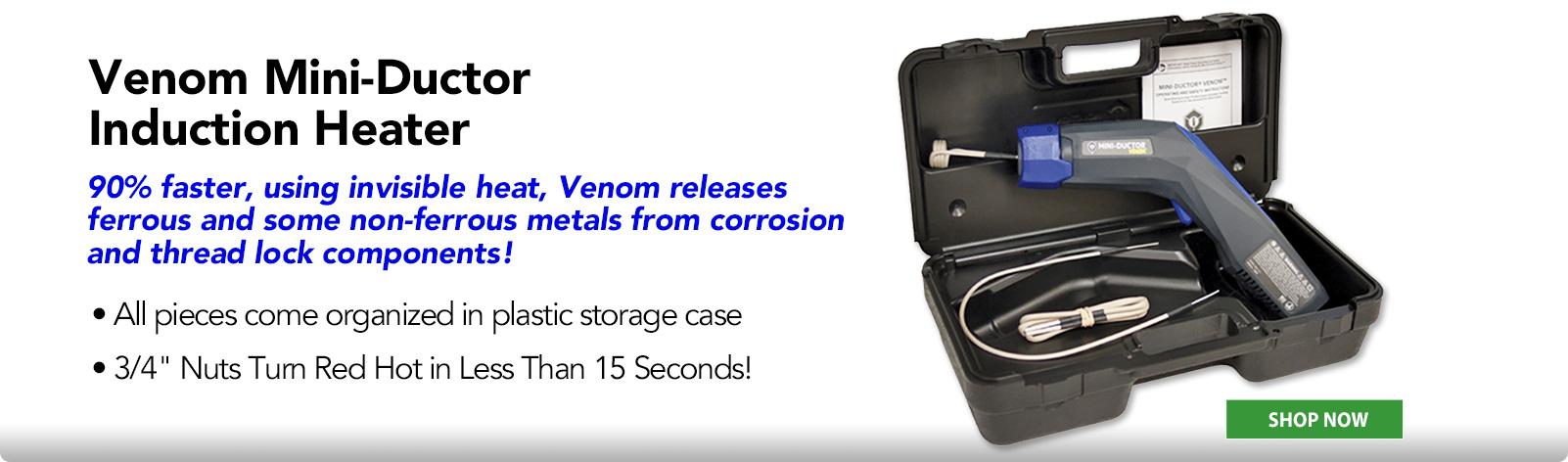Venom Heat Induction