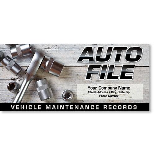 Full-Color Auto Files - Rustic Repair