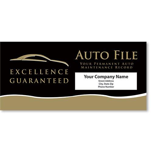 Full-Color Auto Files-Silhouette