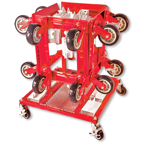 Mobile Dolly With 4 Dollies