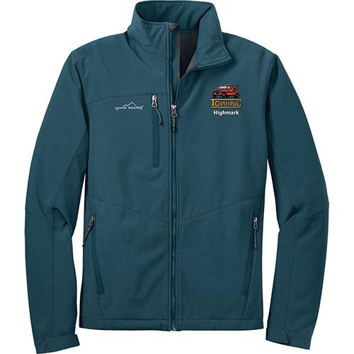 Eddie Bauer Men's Jacket Soft Shell