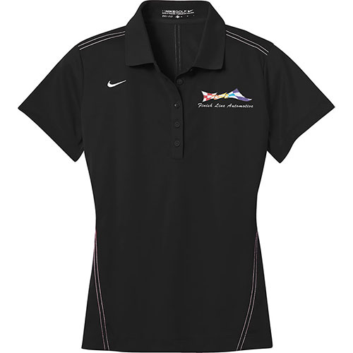 Nike Sport Ladies Dri-Fit Micro Swoosh Pique