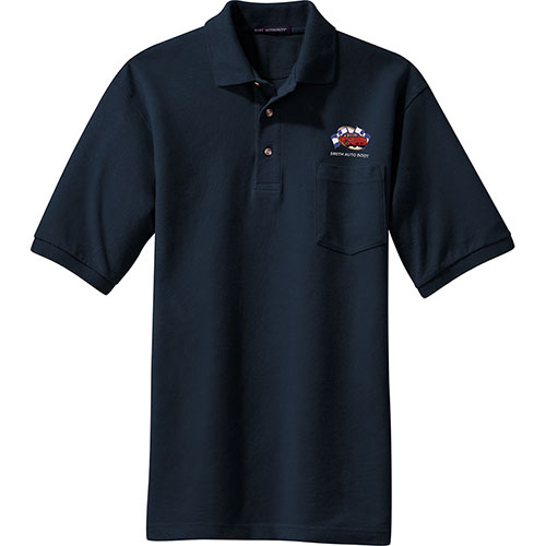 P/A Sport Heavyweight Cotton Pique with Pocket