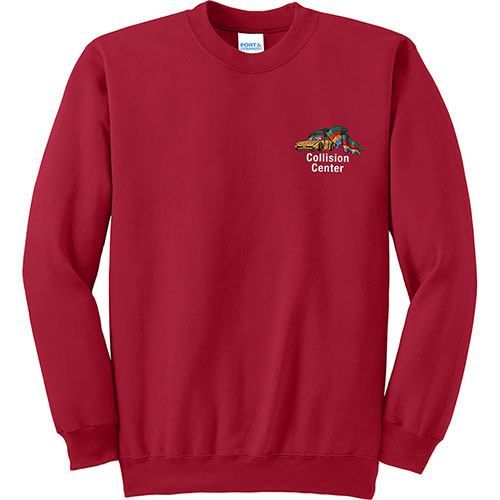 P/C Sweat Fleece Crewneck